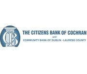 The Citizens Bank of Cochran logo