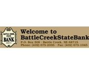 Battle Creek State Bank logo