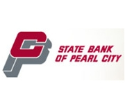 The State Bank of Pearl City logo
