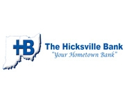 The Hicksville Bank logo