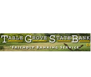 Table Grove State Bank logo