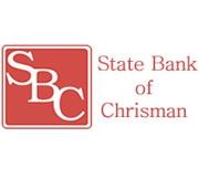State Bank of Chrisman logo
