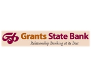 Grants State Bank logo