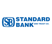 Standard Bank and Trust Company logo
