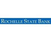 Rochelle State Bank logo