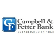 The Campbell & Fetter Bank logo