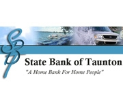 State Bank of Taunton logo
