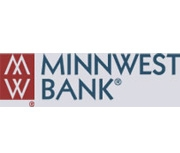Minnwest Bank, M.v. logo