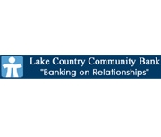 Lake Country Community Bank logo