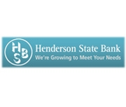 Henderson State Bank logo