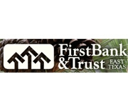 First Bank & Trust East Texas logo