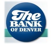 The Bank of Denver logo