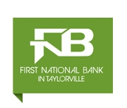 First National Bank In Taylorville logo