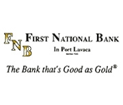 First National Bank In Port Lavaca logo