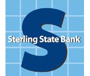 Sterling State Bank logo
