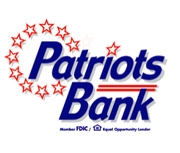 Patriots Bank (Garnett, KS) logo