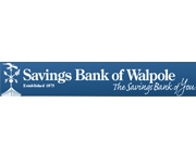 Savings Bank of Walpole logo