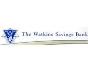The Watkins Savings Bank logo