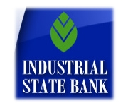 Industrial State Bank logo