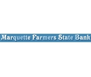 Marquette Farmers State Bank of Marquette logo