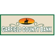 Garfield County Bank logo