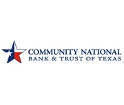 Community National Bank & Trust of Texas brand image
