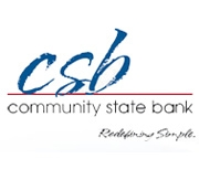 Community State Bank, National Association logo
