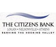 The Citizens Bank of Logan, Ohio logo