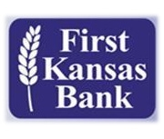 First Kansas Bank logo
