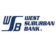 West Suburban Bank logo