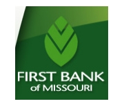 First Bank of Missouri logo