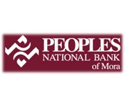 Peoples National Bank of Mora logo