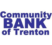 Community Bank of Trenton logo