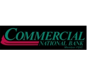 Commercial National Bank of Texarkana logo