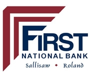 First National Bank, Sallisaw logo