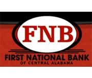 First National Bank of Central Alabama logo