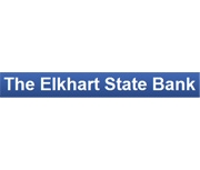 The Elkhart State Bank logo
