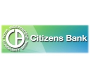 The Citizens Bank of Weston logo