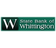 State Bank of Whittington logo