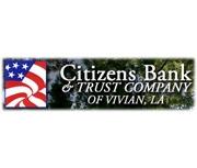 Citizens Bank & Trust Company of Vivian, Louisiana logo