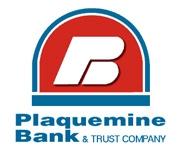 Plaquemine Bank & Trust Company logo