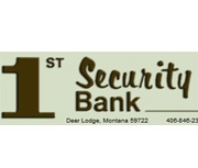 First Security Bank of Deer Lodge logo