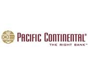 Pacific Continental Bank logo