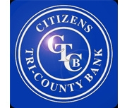 Citizens Tri-county Bank logo