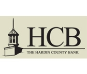 The Hardin County Bank logo