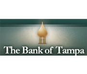 The Bank of Tampa logo