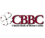 Citizens Bank of Blount County logo