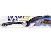 First Navy Bank logo