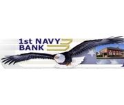 First Navy Bank logo