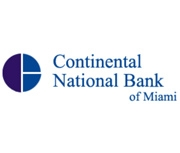 Continental National Bank of Miami logo
